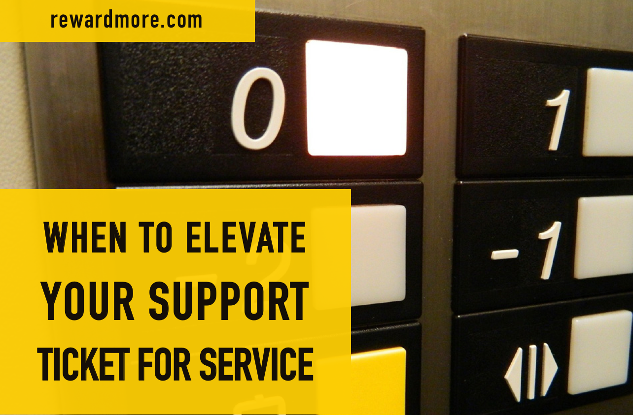 When to Elevate a Support Ticket to Get Better Customer Service